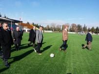 REŞAT PETEK - Vali Yılmaz, Stadyumu İnceledi