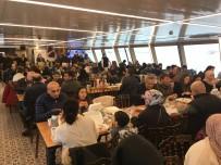İSTANBUL TAKSİCİLER ESNAF ODASI - 'Valide Sultan' Gemisiyle Rekor Hizmet