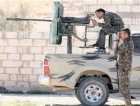 ASKERİ YARDIM - ABD'den YPG'ye 50 uçak dolusu silah
