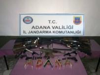 CEYHAN - Adana Merkezli Silah Operasyonu