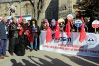 EĞITIM BIR SEN - ADEM'den Kudüs Protestosu