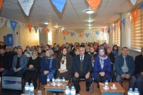 SÜLEYMAN ŞIMŞEK - AK Parti Darende Kadın Kolları Kongresi Yapıldı