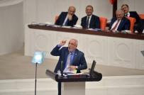 MUSTAFA ELİTAŞ - AK Parti Grup Başkan Vekili Elitaş Kürsüde CHP'nin Dağıttığı Belgeleri Yırttı