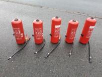 YANGIN TÜPÜ - Almanya'da Yangın Tüpüne Eroin Yerleştiren 4 Türk Tutuklandı