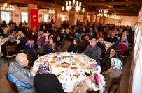 YıLDıZTEPE - Altındağlılar Her Pazar Aynı Sofrada Buluşuyor