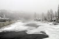 Ardahan'da Soğuk Hava Dondurdu