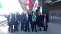 İSLAM ÜLKELERİ - Asimder Ve Azerbaycan Heyeti Kars Garını Ziyaret Etti
