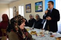 TEMİZ ENERJİ - Ataç, Keskin'de Kadınlarla Bir Araya Geldi