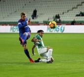 MUSTAFA YAŞAR - Atiker Konyaspor İlk Yarıyı Önde Kapattı