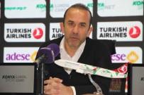MEHMET ÖZDİLEK - Atiker Konyaspor, Karabükspor Karşısında Moral Buldu