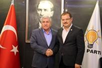 ANAYASA KOMİSYONU - Aydın AK Parti 17 İlçenin Yeni Yönetimlerini Temayülle Belirleyecek