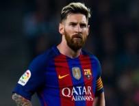 BARCELONA - Lionel Messi'den 525. gol