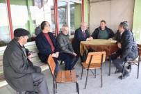 HOŞKÖY - Başkan Albayrak,Şarköy İlçesinde Vatandaşlarla Bir Araya Geldi