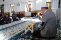 AKSAKAL - Başkan Duruay, Mesai Arkadaşı Aksakal'ı Unutmadı