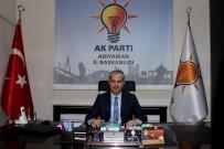 MEHMET ERDOĞAN - Başkan Erdoğan'dan CHP İl Başkanı Yıldırım'a Kınama
