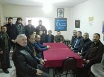 Başkan Yağcı'dan Erzurumlular Derneği'ne Ziyaret