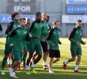 ADANASPOR - Bursaspor, Adanaspor Maçı Hazırlıklarını Tamamladı