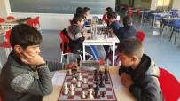 SATRANÇ FEDERASYONU - Ceylanpınar Belediyesi Satranç Takımından Bir Başarı Daha