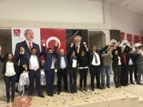 HALIL ÖZKAN - CHP Çan İlçe Başkanı Aydın Güven Tazeledi