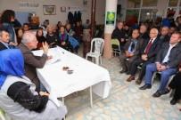 MUSTAFA BOZBEY - Çiftçiye Yerli Tohum Kullanma Çağrısı