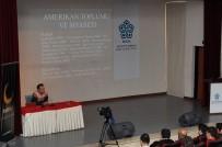DIŞ POLİTİKA - Çin Shanghai Üniversitesinden Doç. Dr. Tuğrul Keskin NEÜ'de Konferans Verdi
