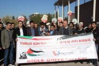 EĞITIM BIR SEN - DÜ'de Kudüs Açıklaması