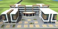 KARAKAYA - Eğitim Fakültesi Binası Yeni Döneme Hazırlanıyor