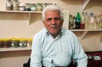 ZERDEÇAL - Felçli Hasta 24 Yıl Sonra İlk Defa Yürüdü