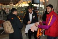 TARIK ÇAMDAL - Galatasaray Sivas'ta