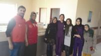 GENÇLİK MERKEZİ - Gençlik Merkezinden Hastane Ziyareti