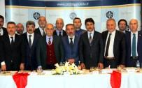 SÜLEYMAN ELBAN - Gıda Tarım Ve Hayvancılık Bakanı Fakıbaba, Ortak Akıl Toplantısı'na Katıldı