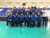 MEHMET AKIF ERSOY ÜNIVERSITESI - GOÜ Hentbol Takımı 1'İnci Lige Yükseldi