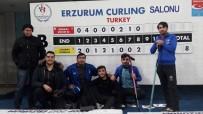 ATAYURT - Güneş Vakfı Gençlik Kollarından Curling Sporuna Büyük İlgi