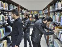 Güneydoğu'nun 'çok dilli' kütüphanesi
