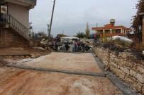 ÇARDAKLı - Hani'nin Kırsal Mahallelerinde Yol Yapım Çalışması Sürüyor