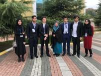 İHLAS - İhlas Koleji, Avrupa Gençlik Parlamentosu'da Temsil Edildi