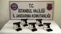 HAYALET - Jandarmadan 'Hayalet Silah' Operasyonu