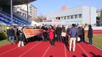 İL SAĞLıK MÜDÜRLÜĞÜ - 'Kadına Yönelik Şiddete Dur De' Yürüyüşü