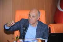 ERTUĞRUL ÇALIŞKAN - Karaman Belediyesinin 2018 Yılı Bütçesi 200 Milyon Lira