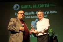 ALTıNOK ÖZ - Kartallılar Mevlana'yı Anma Haftasında Buluştu