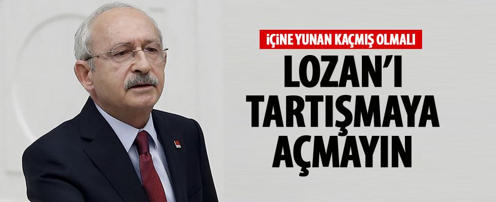 Kılıçdaroğlu'nun bütçe görüşmeleri konuşması