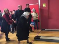 GAZILER - Kırklareli'de 'Veteran, Yetişkin Bowling Turnuvası' Düzenlendi