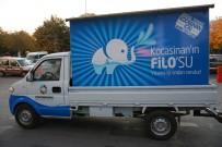 DEZENFEKSİYON - Kocasinan Belediyesi, Filosuna Yeni Nesil Temizlik Aracı Ekledi
