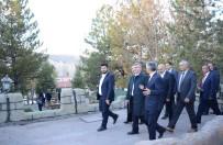 TAHIR AKYÜREK - Konya'da Bir Parka Dünyaca Ünlü Kalp Cerrahi Mustafa Öz'ün İsmi Verilecek