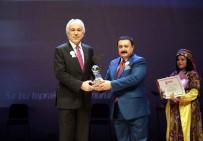 CEMAL REŞİT REY - Kütahya Belediyesi'ne 'Türk Folkloruna Katkı Sağlayan Kuruluş' Ödülü