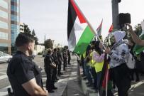 LOS ANGELES - Los Angeles'da Kudüs Kararı Protesto Edildi