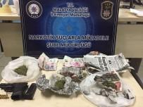 RUHSATSIZ SİLAH - Malatya'da Uyuşturucu Operasyonu Açıklaması10 Gözaltı