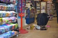 EMNIYET ŞERIDI - Markette Şüpheli Valiz Paniği