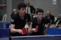 İBRAHİM GÜNDÜZ - Masa'da Derbiyi Beşiktaş Kazandı