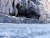 Meteoroloji'den 5 il için buzlanma ve don uyarısı